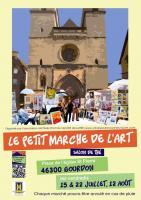 Petit Marché de l'Art , Martine Rieg Sezer, Formatrice professionnelle